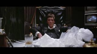 Scarface cocaine mountain