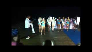 Miss Made in Italy 2012 e Miss Baia Azzurra vince Marika Cecere.