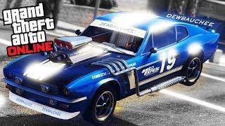 GTA Online - Dewbauchee Rapid GT Classic [Smuggler's Run Update]