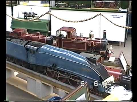 NRM – National Railway Museums RailFest 2004 Part II