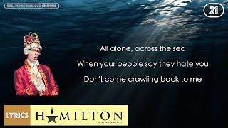 #21 Hamilton - What Comes Next? (VIDEO LYRICS)