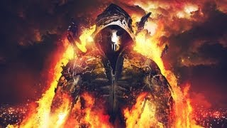 Angerfist - Street Fighter (Music Video)