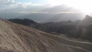 Zabriskie Point, Death Valley National Park - June 2016