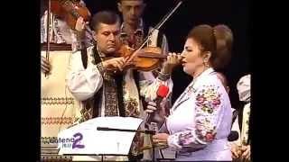 "IRINA LOGHIN - ""Mandra si frumoasa-i Valea Prahovei"" (Concert Sala Palatului, Bucuresti)"
