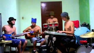 Vingadores do Palhaço - Música da Vaca  acoustic version
