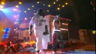 Lil Wayne & T-Pain Peform A Millie Live @ The 2008 Awards Show