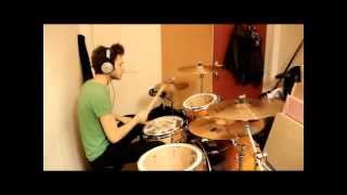 Incubus - Love Hurts (drum cover)