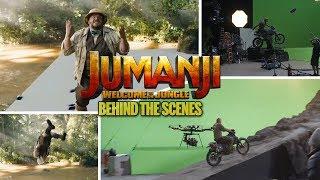 Jumanji: Welcome to the Jungle (2017) - Behind The Scenes