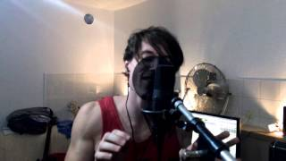 Three Days Grace/Adam Gontier - Pain (Vocal Cover) By Jasper R