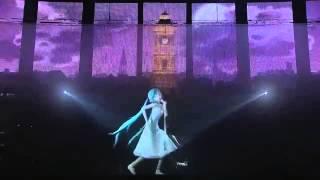 Miku Hatsune - Romeo & Cinderella ~ [Live Concert]