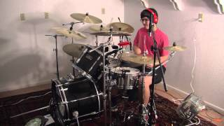 "Drum cover of Hank Levy's ""Whiplash"""