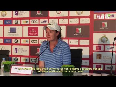 Video : Coupe Lalla Meryem : Gwladys Nocera met fin à sa carrière professionnelle