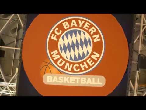 Basketbalový klub Bayern Mnichov používá SAP Sports One