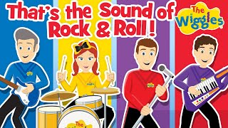 The Wiggles: That's the Sound of Rock & Roll