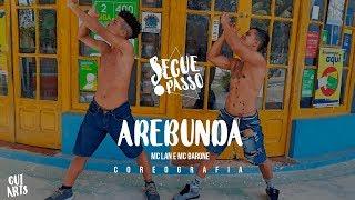 MC Lan e MC Barone - Arebunda (COREOGRAFIA )