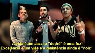 Rashid Feat. Mano Brown & Max de Castro - Ruaterapia