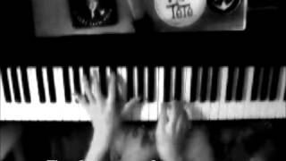 The Offspring - Gone away - Piano cover