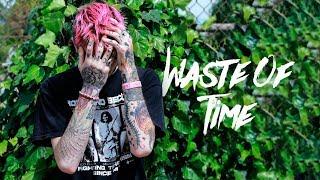 LiL PEEP – Waste Of Time ft. bathsalt bryce