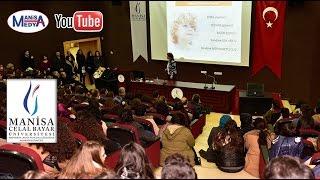 """MCBÜ """"Olumlu Düşünmenin Gücü"""" konulu seminer öğrencilerimize yeni ufuklar açtı"""