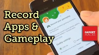 Record Gameplay on Android with Google Play Games [How-To]