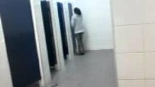 A menina do banheiro