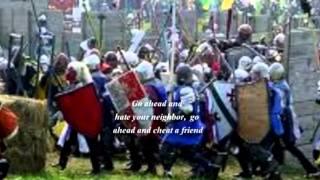 One Tin Soldier - Lyrics - Coven