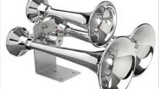 Truck Horn - Sound Effect