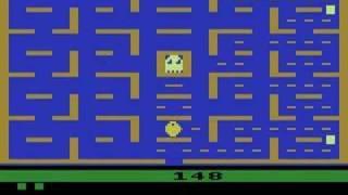 Pac-Man for the Atari 2600