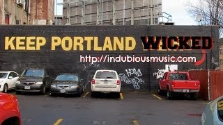 INDUBIOUS - Take You For A Ride - Portland 2.11.2014