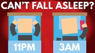 Why Is It So Hard To Fall Asleep?