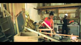 R.E.C (RED EYE CREW) - GIAL DEM WANT WUK - OFFICIAL VIDEO - BED KNOCKING RIDDIM - JAN 2013