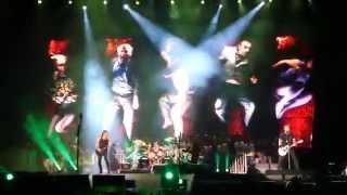 "Rock in Rio 2015 Brasil - Metallica ""Cyanide"""
