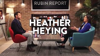 On Evergreen State, Trump's Election, & Consciousness | Heather Heying | ACADEMIA | Rubin Report