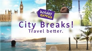 Which City break are you?! ✈️🙌🏻🌎 | Travel Better with Holiday Extras