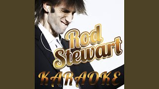 Wonderful World (From New Album 'Soul Book') (In the Style of Rod Stewart) (Karaoke Version)