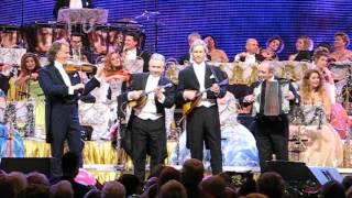 Zorba's Dance - Andre Rieu - St Petersburg Trio - Birmingham Dec 2014