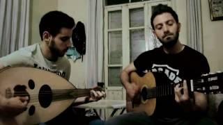 مالاغوينا - عود + غيتار _ Malaguena - Oud + Guitar