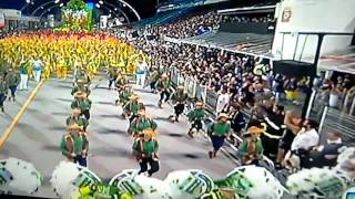 "Desfile da ""Unidos da Vila Maria"""