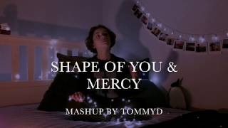 Shape of You/ Mercy Mashup cover by TommyD (Ed Sheeran and Shawn Mendes)