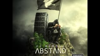 KC REBELL - ABASTAND COVER ART (PHOTOSHOP SPEED ART)