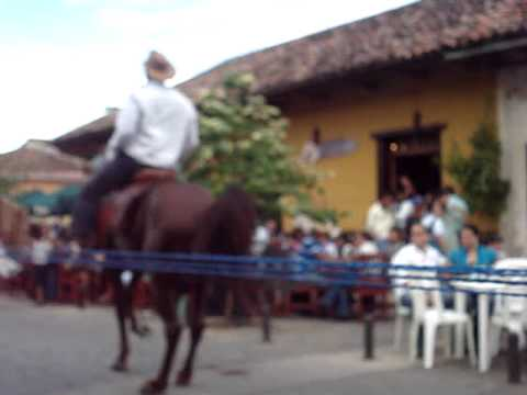 Nicaragua — Granada Hipica Dancing Horses 2