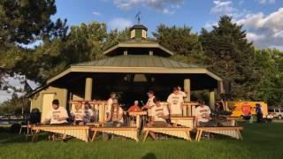 'Bahuru Marimba Band 2016 - Solsbury Hill