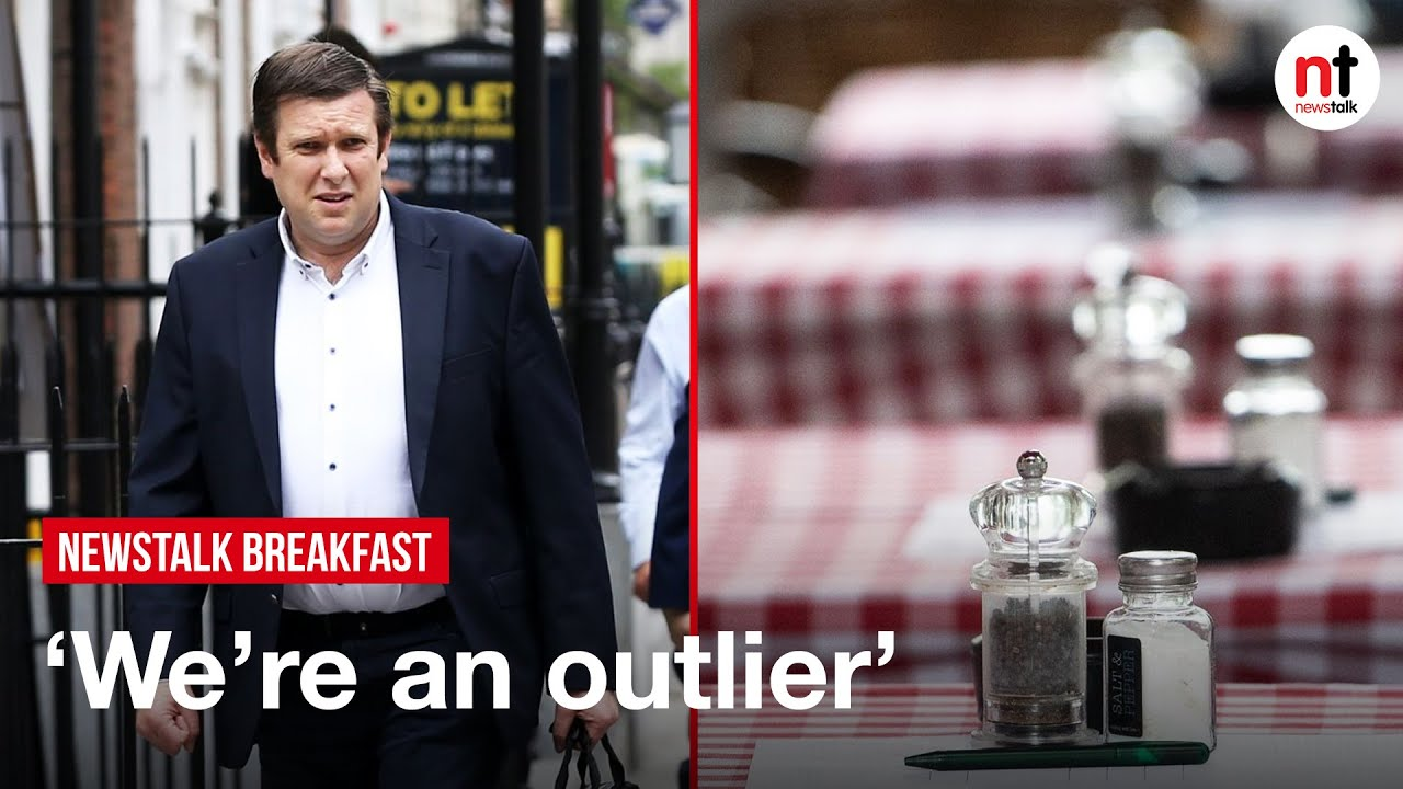 'Summer will be Lost' if Indoor Dining is Delayed by two Weeks – RAI's Adrian Cummins