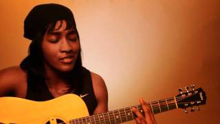 Aaliyah - Try Again Cover Melody Angel