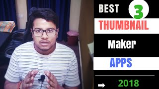How to make youtube thumbnail and logo in android mobile