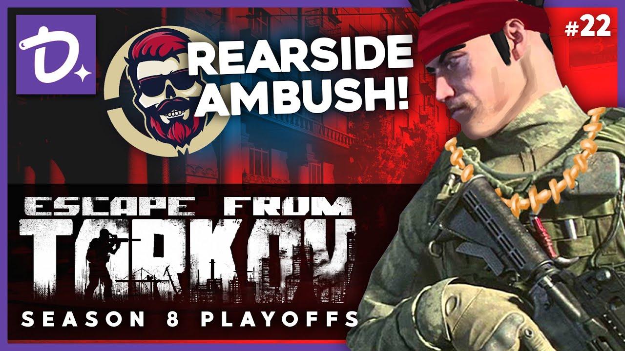 Dan Gheesling - REARSIDE AMBUSH w/ DEADLY! - Escape From Tarkov (S08E22)