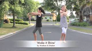 'MAKE IT SHINE' (COVER) VICTORIOUS WINNERS