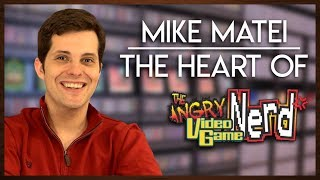 Mike Matei | The Heart of The Angry Video Game Nerd