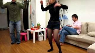Sharon 熱舞