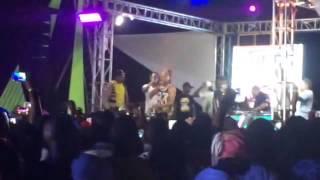 FESTA DAS REDES SOCIAS Com a Força Suprema Tenda do Kilamba (2015)